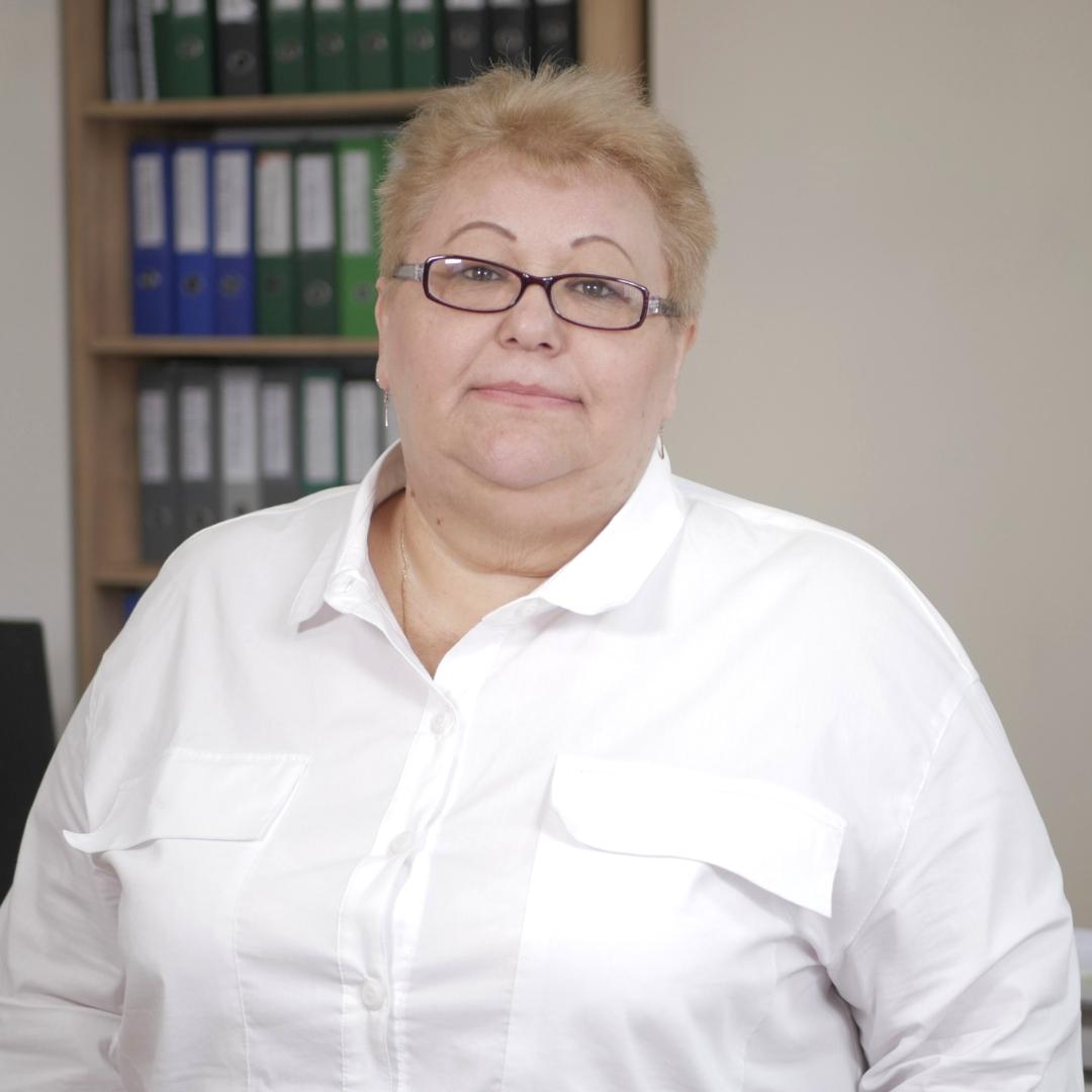 Кислицкая Лилия Федоровна