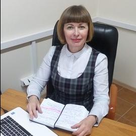 Антоненко Светлана Валерьевна