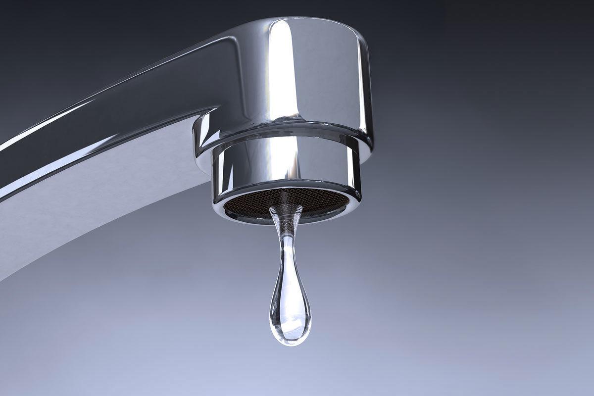 Отсутствие водоснабжения!