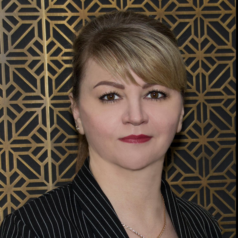 Марина Галанова