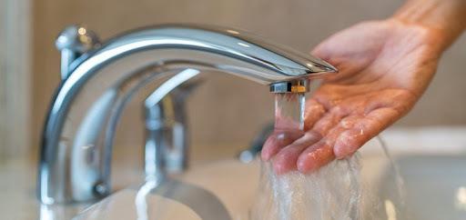 Запуск горячего водоснабжения