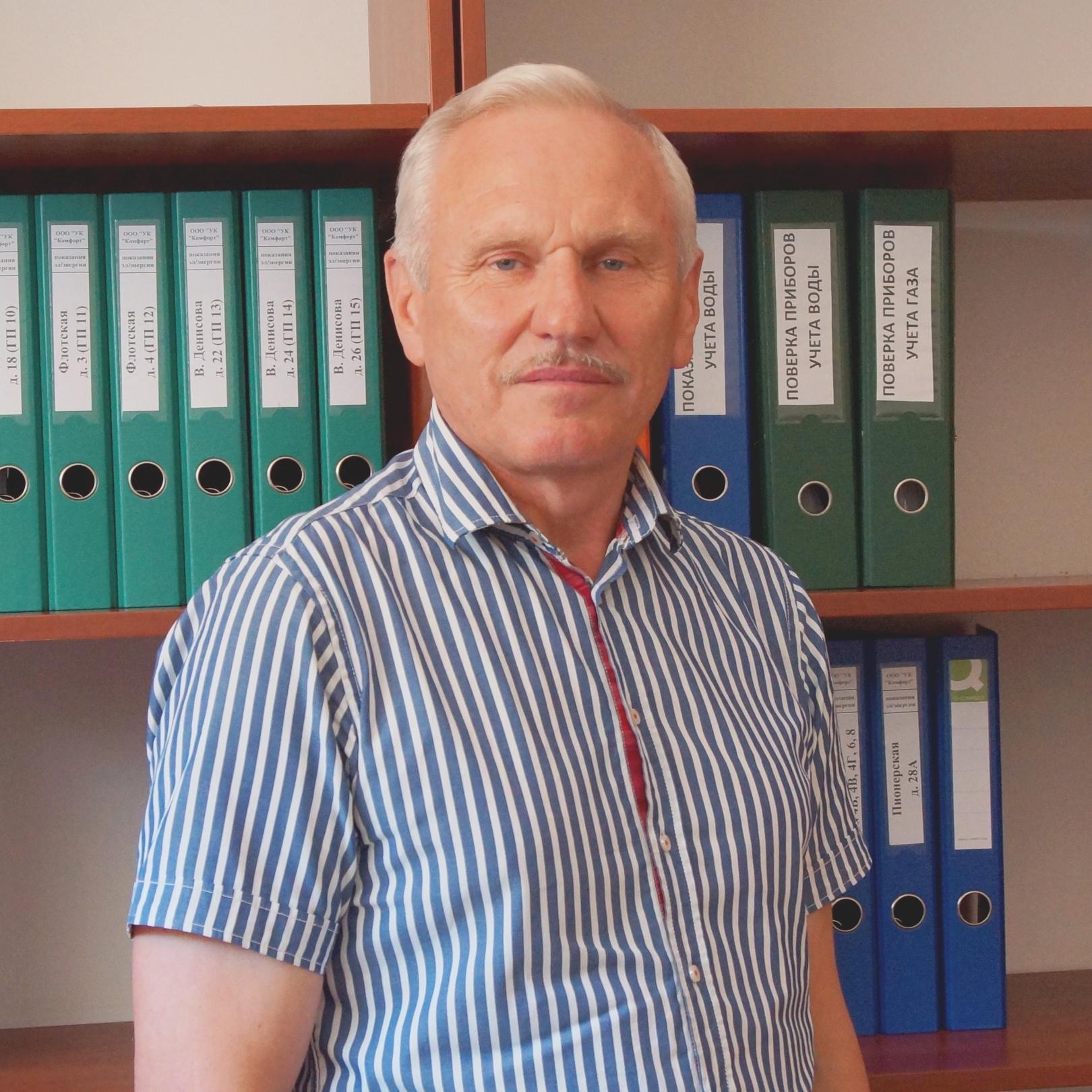 Калатуша Пётр Владимирович