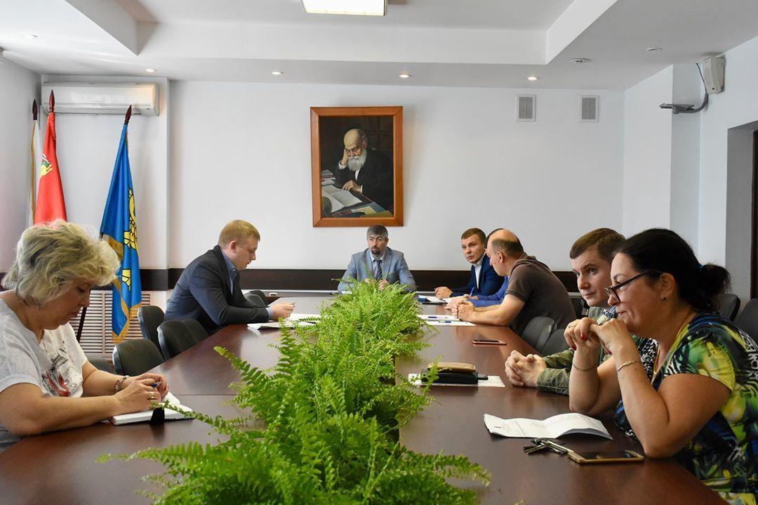 Итоги совещания в администрации города по вопросам обращения с ТКО